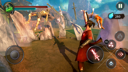 Takashi Ninja Warrior - Shadow of Last Samurai screenshots 8