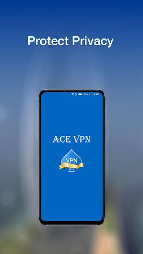Ace VPN - A Fast, Unlimited Free VPN  Proxy 2.5.0 Screenshots 5