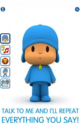Talking Pocoyo Free apkmartins screenshots 1