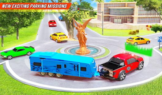 Gas Station Car Driving Simulator Car Parking Game  Screenshots 10