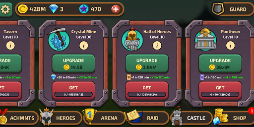 Raid Heroes: Sword And Magic 2.0.0 screenshots 6