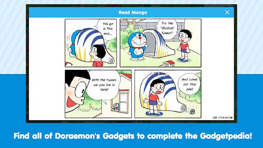 LINE: Doraemon Park 2.5.1 screenshots 14