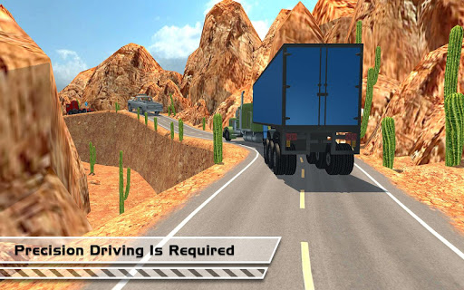 Off-road 4x4: Hill Truck  screenshots 3