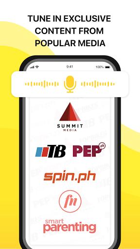 Calamansi - Pinoy Audio Live Cast android2mod screenshots 3
