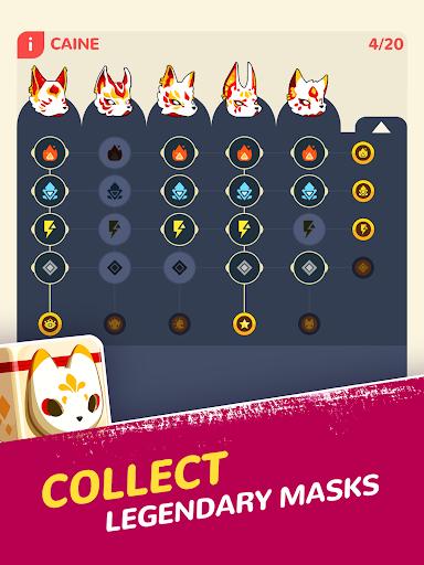 Masketeers : Idle Has Fallen 1.4.0 screenshots 14
