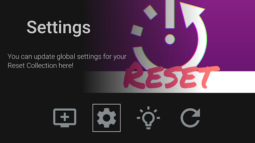 RESET Collection (Emulator Frontend) apkdebit screenshots 5
