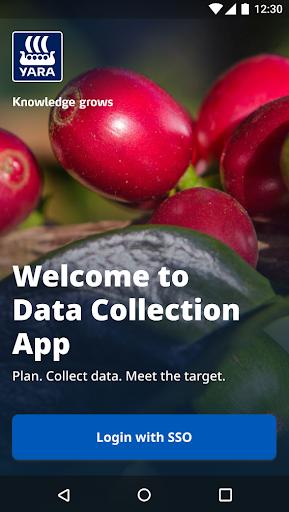 Data Collection App screenshot 1