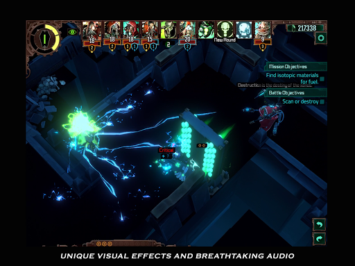 Warhammer 40,000: Mechanicus screen 1