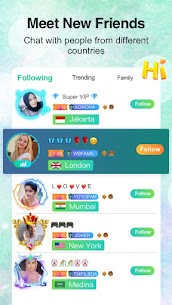 YoYo – Voice chat room MOD APK (Premium) 4