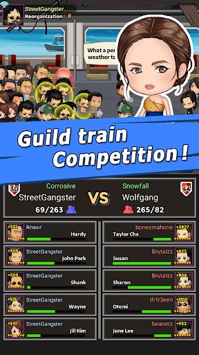 Street Gangster - Idle Game Apkfinish screenshots 14