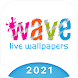 Live Wallpapers 4k & HD Backgrounds by WAVE
