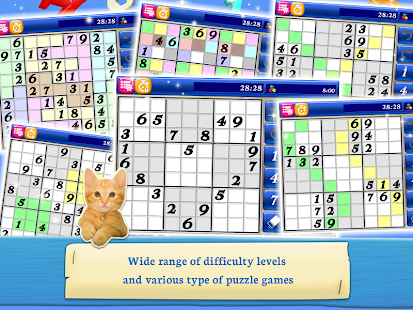 Sudoku NyanberPlace