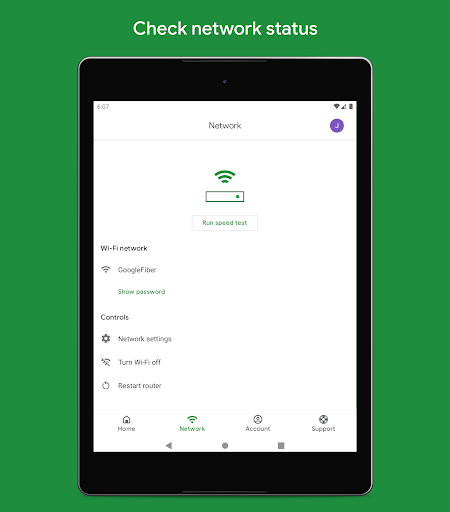 Google Fiber android2mod screenshots 8