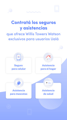 Ualu00e1: Tarjeta Mastercard Gratis + App Para Ahorrar apktram screenshots 8