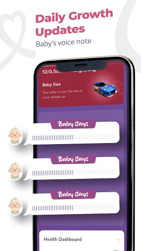 Mind&Mom: Pregnancy Tracking App, Guide, Diet Plan 3.5 screenshots 1