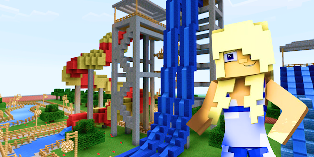 Water Park for Minecraft