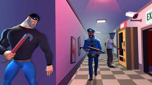 Robbery Madness: Stealth Master Thief Simulator android2mod screenshots 9