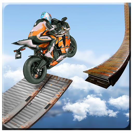 Bike Impossible Tracks Race: 3D Motorcycle Stunts