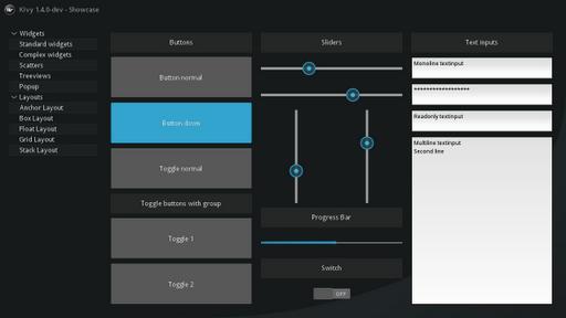 Kivy Launcher  Screenshots 3