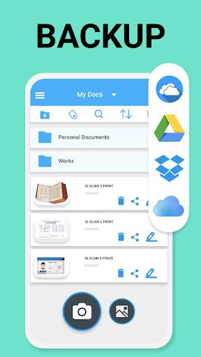 Scanner Go- PDF Scanner, PDF Maker, Camera Scanner apktram screenshots 6