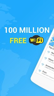 Free WiFi Passwords & Internet Hotspots. WiFi Map® Screenshot