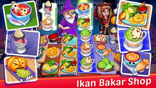 Halloween Cooking : Restaurant & Cooking Games 2