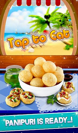 Panipuri Maker Indian Cooking Game screenshots 15