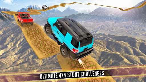 Mountain Climb 4x4 Drive 2.0 Screenshots 13