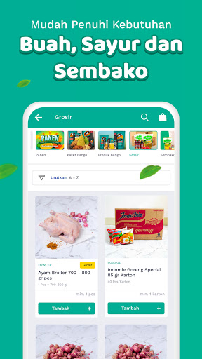 TaniHub - Shop and Empower Local Farmers 1.51.0 screenshots 1