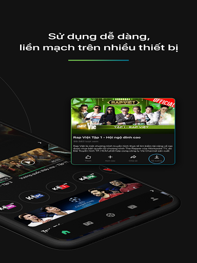 TV360 u2013 Truyu1ec1n hu00ecnh tru1ef1c tuyu1ebfn tru00ean Mobile android2mod screenshots 6