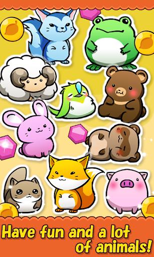 Happy Garden - pets animals games apkpoly screenshots 4