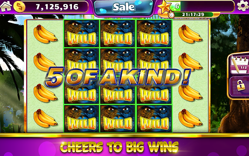 Jackpot Party Casino Games: Spin Free Casino Slots 5019.01 screenshots 12