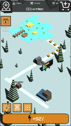 Minr - Gold Idle Incremental Rush Goldmine Tycoon  screenshots 23
