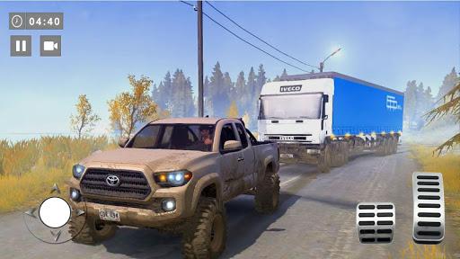 Offroad Pickup Truck Driving Simulator  Screenshots 8