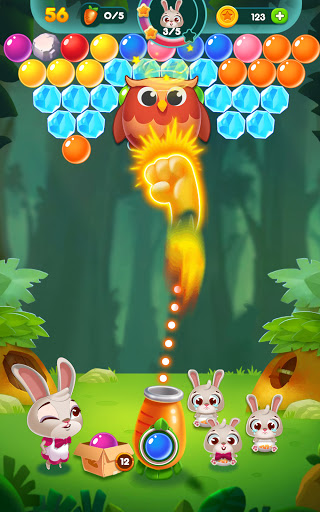 Bubble Bunny: Animal Forest 1.0.3 screenshots 16