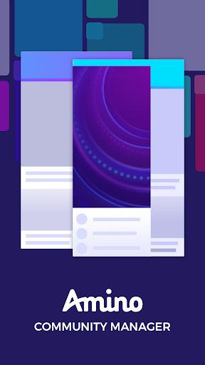 Amino Community Manager - ACM  screenshots 1