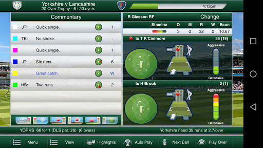 Cricket Captain 2020 1.0 Screenshots 2