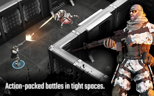 Guardian Elite: Zombie Survival Shooter  screenshots 3