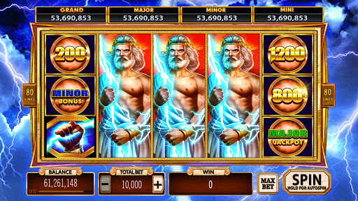 Thunder Jackpot Slots Casino - Free Slot Games  screenshots 8