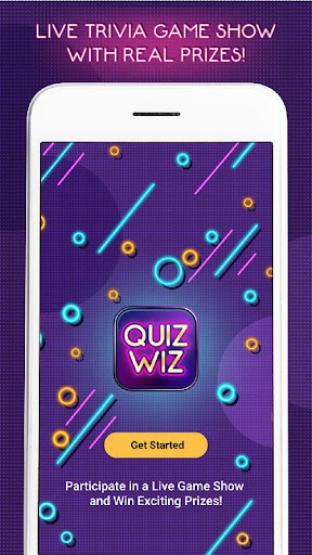 Quiz Wiz - General Knowledge Trivia to Win Prizes 3.4 screenshots 1