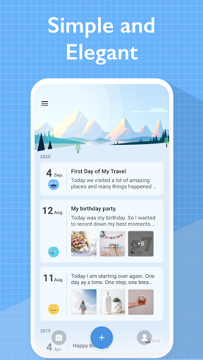 My Diary - Journal, Diary, Daily Journal with Lock android2mod screenshots 2