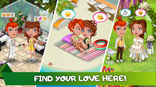 Avatar Life - fun, love & games in virtual world!  screenshots 8