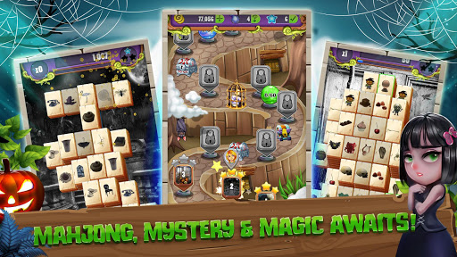 Mahjong Solitaire: Mystery Mansion 1.0.124 screenshots 1