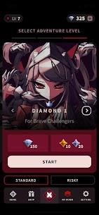 Phantom Rose Scarlet Mod Apk 1.3.10 (A Lot of Diamonds) 5
