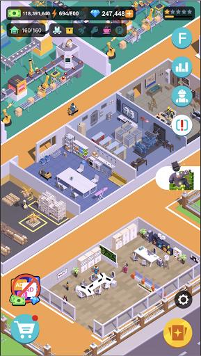 Idle Food Factory 1.2.1 screenshots 10