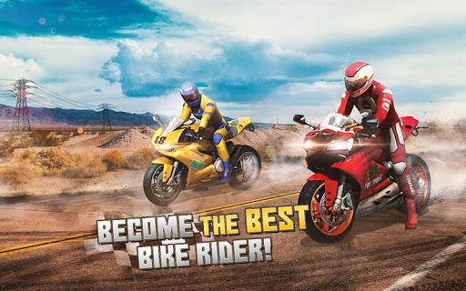 Bike Rider Mobile: Racing Duels & Highway Traffic apktram screenshots 3