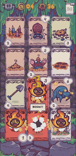 Card Hog - Rogue Card Crawler apktreat screenshots 2