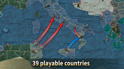 WW2 Sandbox Tactics-turn based strategy war games 1.0.41 screenshots 3