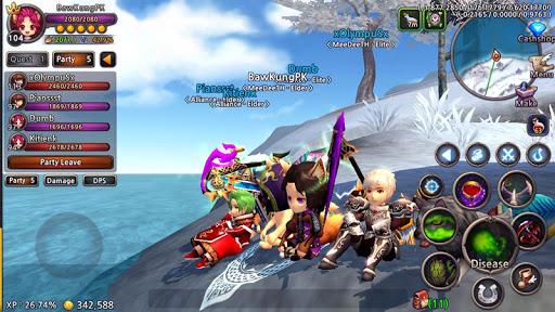 World of Prandis 2.1.7 screenshots 7
