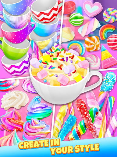Unicorn Hot Chocolate - Dream Food Maker 1.3 screenshots 11